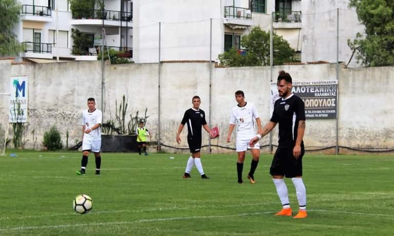 Κύπελλο Μεσσηνίας: Στον τελικό η Καλαμάτα με τον Απόλλωνα!