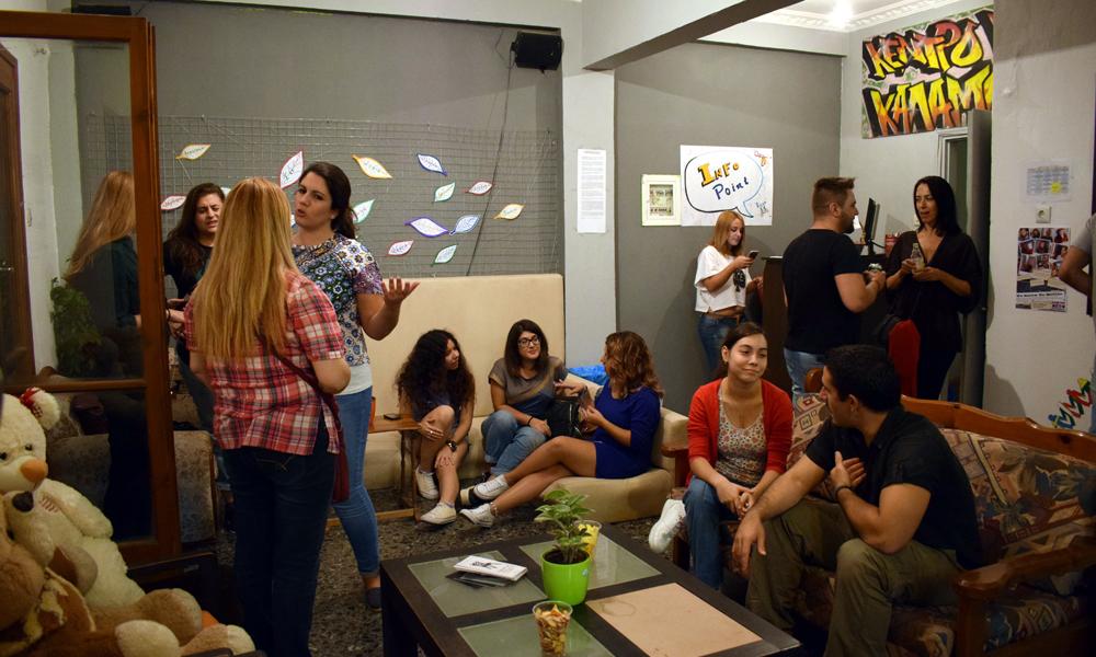 Πολλά (και αθλητικά) τα φετινά εργαστήρια του Κέντρου Νέων