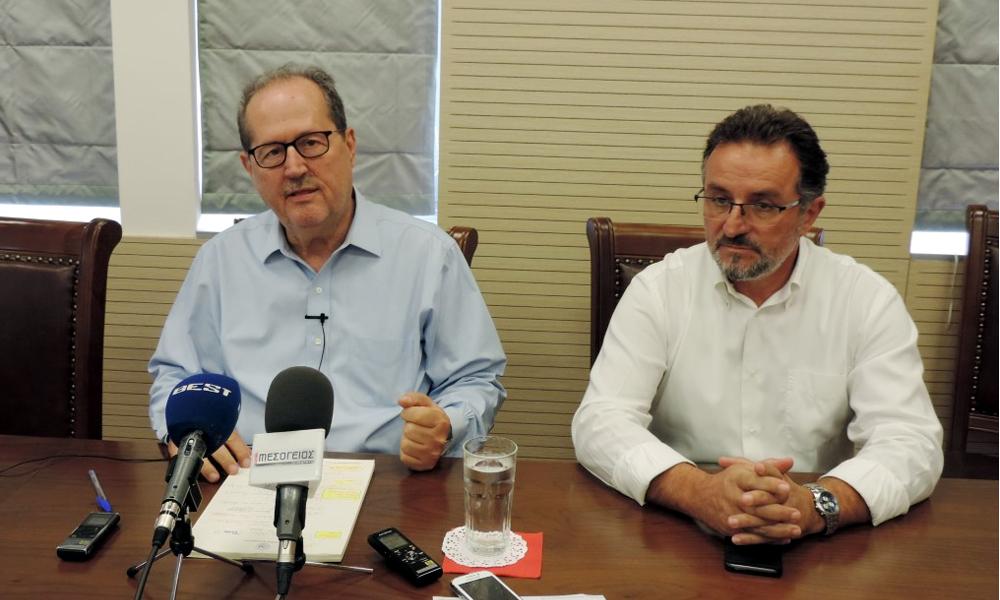 Ο Δήμος βασικός χρηματοδότης για τις αθλητικές υποδομές