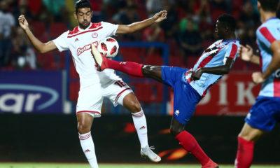 Πανιώνιος-Ολυμπιακός 0-1: Τον λύτρωσε ο Χασάν 14