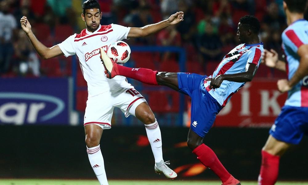 Πανιώνιος-Ολυμπιακός 0-1: Τον λύτρωσε ο Χασάν