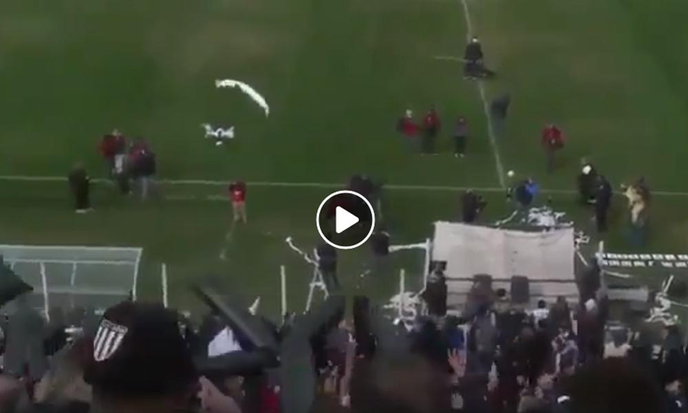 Οπαδός vs Drone 1-0 (video)
