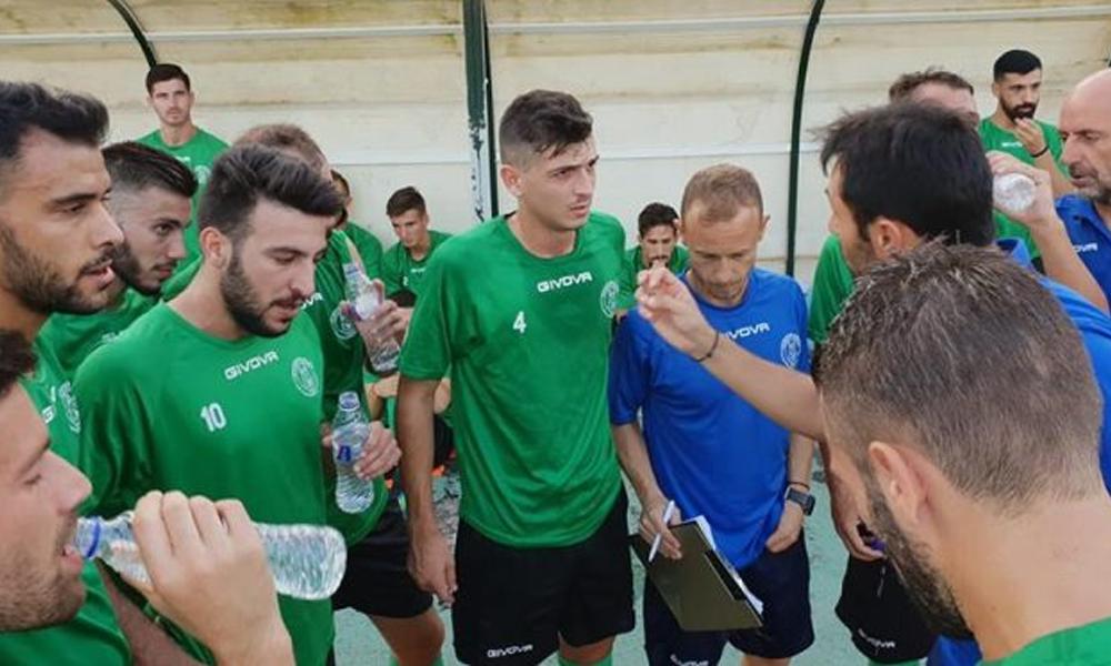 Συνεχίζει τις νίκες στα φιλικά ο Παναργειακός, 3-1 και τον Αήττητο Σπάτων της Β' Εθνικής!
