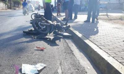 Σοβαρό τροχαίο με τραυματίες στην οδό Αθηνών! 19
