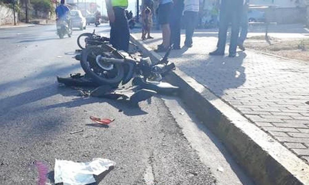 Σοβαρό τροχαίο με τραυματίες στην οδό Αθηνών!