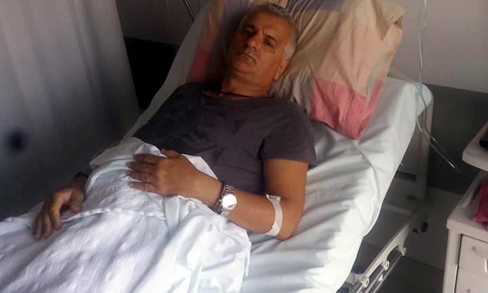 Στο Νοσοκομείο ο Μίκι Τσίρκοβιτς