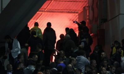 Η ΑΕΚ κινδυνεύει με τιμωρία έδρας και αφαίρεση βαθμών 18