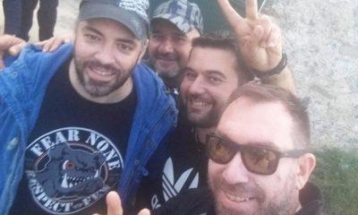 Οι τρεις... Σταύροι, ο Γιώργος & οι Αρκάδες οπαδοί της Μαύρης Θύελλας και στη Σπάρτη! (photos) 6
