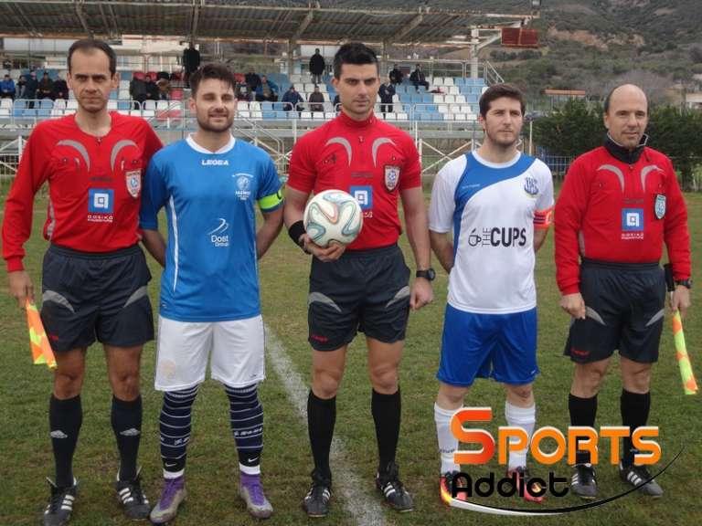 Πρόγραμμα και διαιτητές 6ου ομίλου Γ' Εθνικής: Ο Κουκουλίδης από την Θράκη, τον Πανηλειακό…