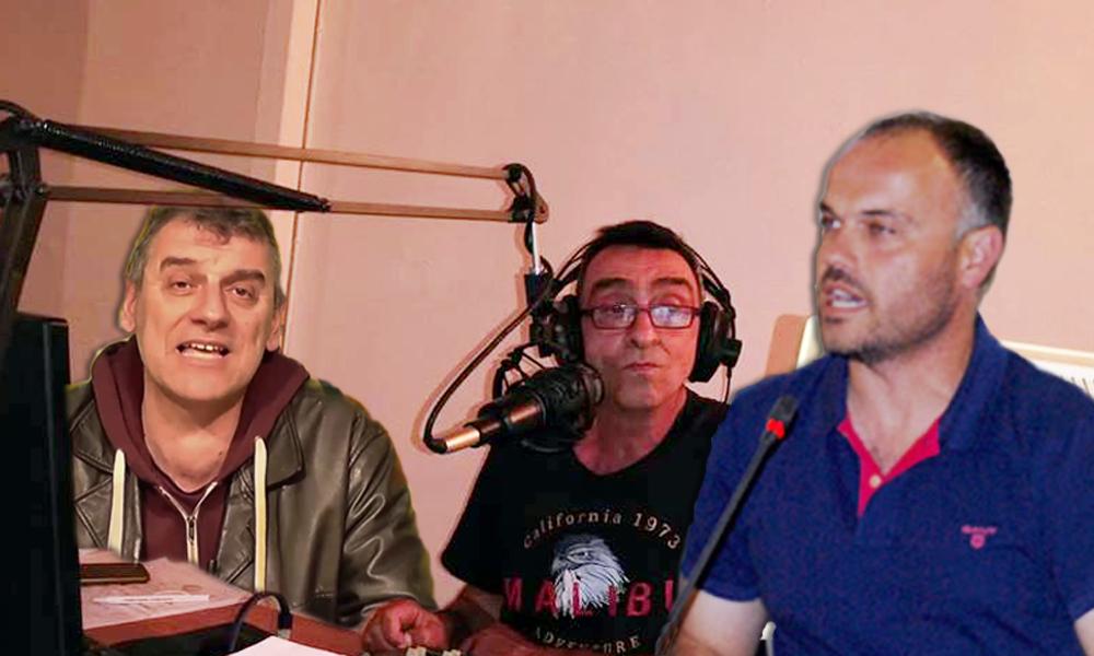 """Ο Σκαφιδάς σε """"Sport Sto Noto – radio"""": """"Αν φύγει ο Αναστασάκος, θα παίξει πάλι μπάλα & αλίμονο στις άμυνες…"""""""