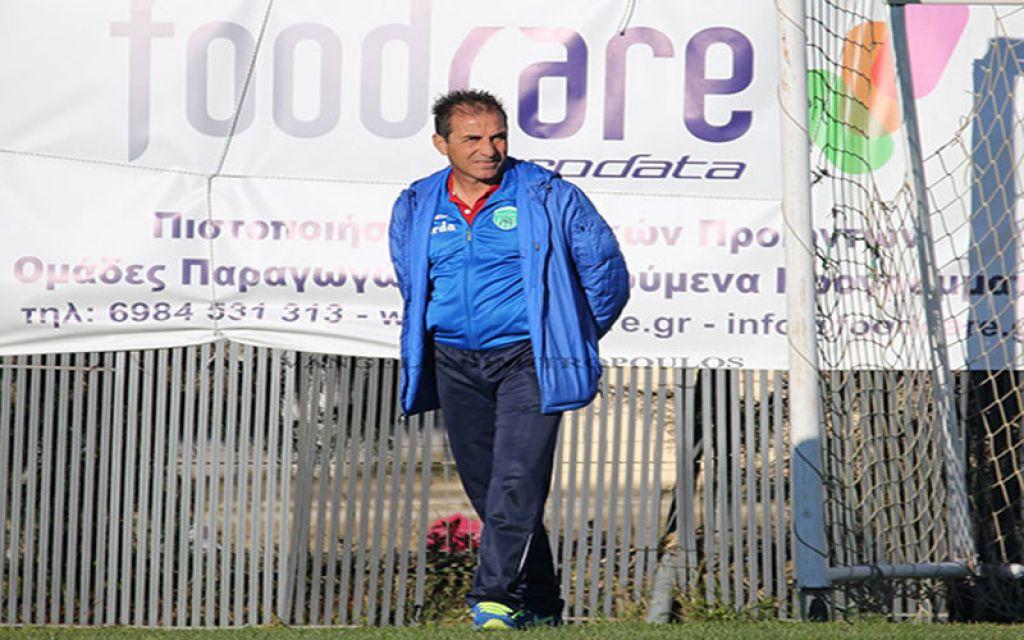 """""""Κόντρα"""" στην… ομάδα του, την Βάρδα, την Κυριακή ο προπονητής της Αμαλιάδας"""