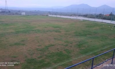 Καταστρέφεται το Δημοτικό Γήπεδο στο Αρφαρά... 22