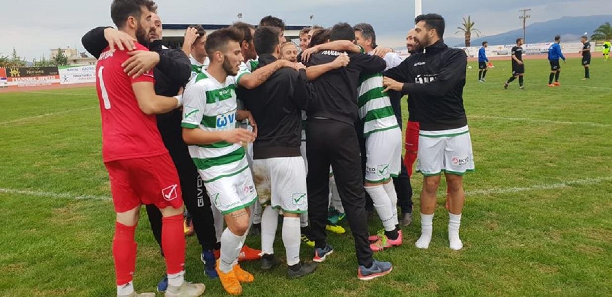 Φοβερός Παναργειακός, 1-0 τον Ασπρόπυργο… και τώρα οι δυο τους!