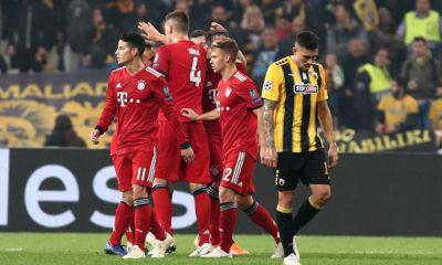ΑΕΚ - Μπάγερν 0-2: Τα γκολ και οι καλύτερες φάσεις (video) 18
