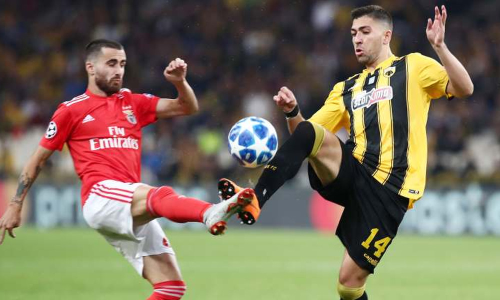 ΑΕΚ-Μπενφίκα 2-3: Το πίστεψε, το πάλεψε, αλλά δεν την ήθελε!