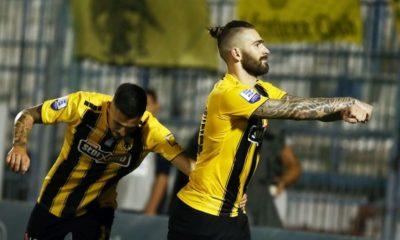 Απόλλων Σμύρνης - ΑΕΚ 0-2: Τα γκολ και οι καλύτερες φάσεις (video) 37