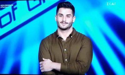 Ένας... ακόμα Καλαματιανός στην επόμενη φάση του The Voice (video) 6