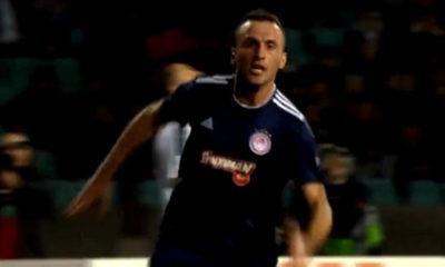 Ντουντελάνζ - Ολυμπιακός 0-2: Τα γκολ και οι καλύτερες φάσεις (video) 15