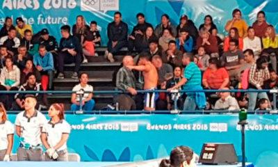Διεθνώς ρεζίλι, στους Ολυμπιακούς αγώνες νέων στο Μπουένος Άιρες! (video) 6