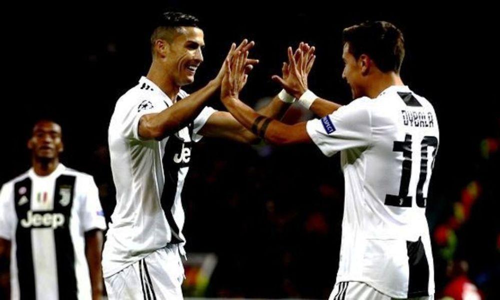 Champions League: Νίκη για Γιουβέντους στην επιστροφή Κριστιάνο στο Μάντσεστερ (+ videos)