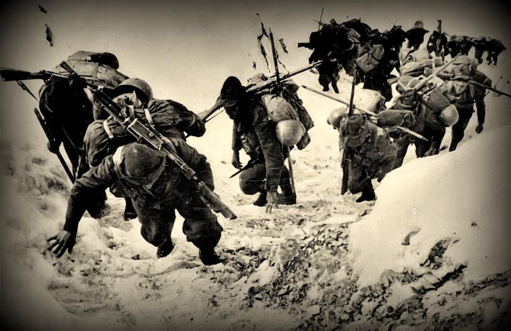 Ο θαυμασμός του διεθνούς Τύπου για το «Έπος του 1940» (photos)