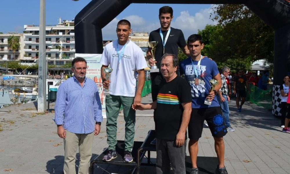Με επιτυχία ο 3ος Ημιμαραθώνιος Καλαμάτας την περασμένη Κυριακή