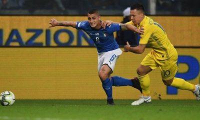 """Ιταλία - Ουκρανία 1-1: Λείπει το εύκολο γκολ και οι νίκες για τους """"ατζούρι"""" (videos) 20"""