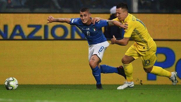 """Ιταλία – Ουκρανία 1-1: Λείπει το εύκολο γκολ και οι νίκες για τους """"ατζούρι"""" (videos)"""