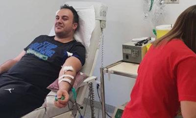 Εθελοντική αιμοδοσία από την Καλαμάτα 80 7