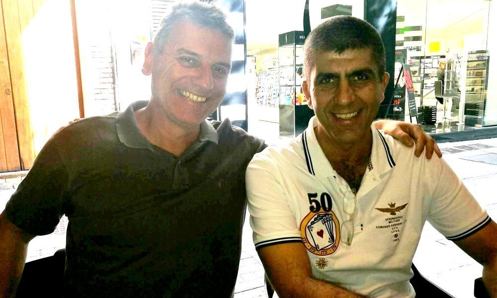 """Ο Δημήτρης Μανιατάκος σπάει την σιωπή του σήμερα στις 19:00, στο """"Sport Sto Noto – radio""""!"""
