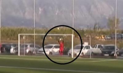 Το γκολ από την... σέντρα, που έφαγε (άκοπο), ο νεαρός πορτιέρο στην Καλαμάτα! (video) 14