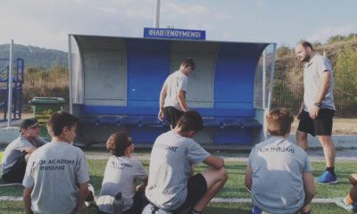 Το βίντεο των Ακαδημιών του ΠΑΟΚ Τρίπολης 12