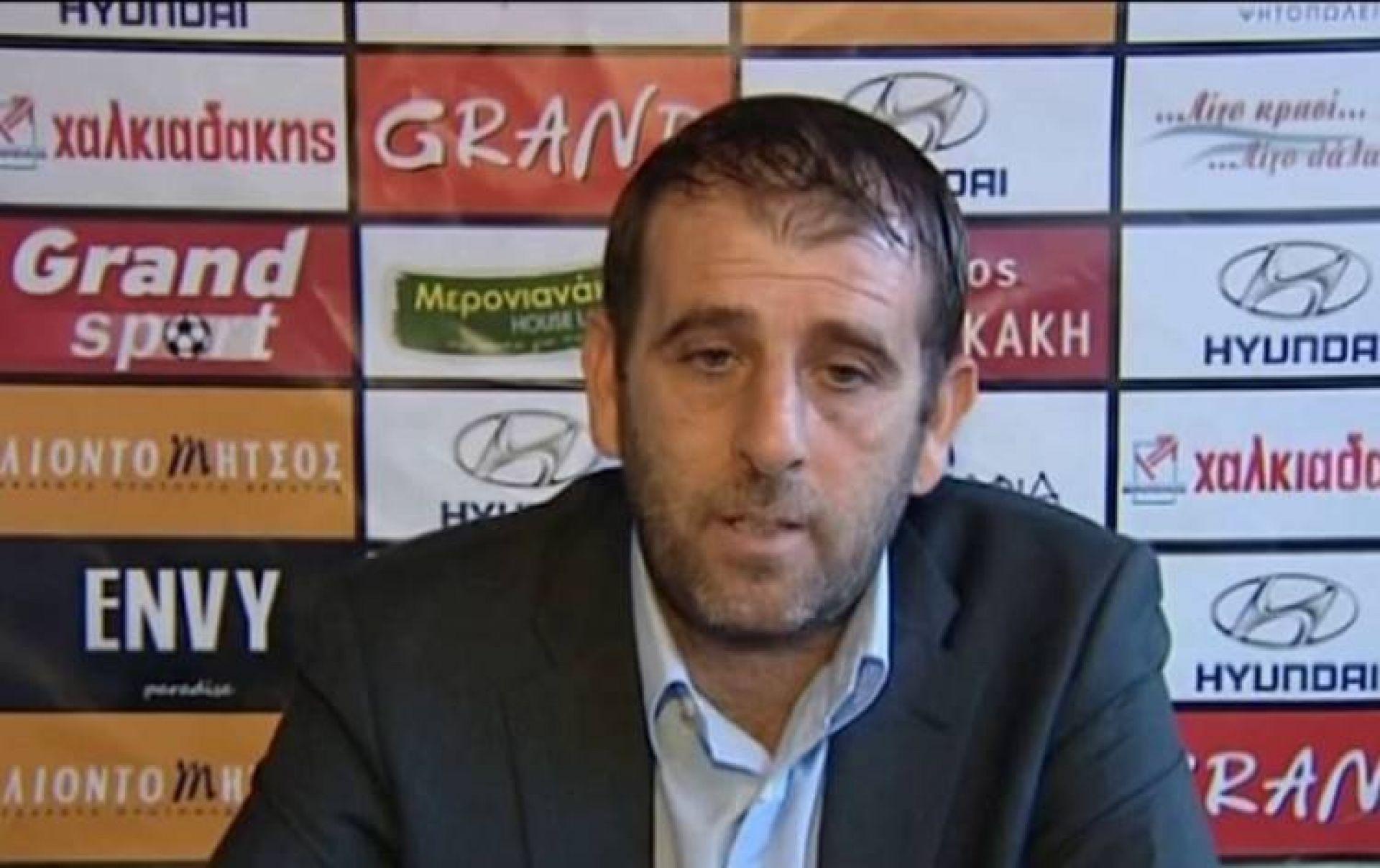 Ο Μανώλης Παπαματθαιάκης στην ΑΕ Καραϊσκάκης! (αποκλειστικό)