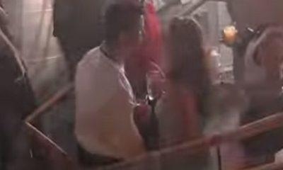 Ο Κριστιάνο αγκαλιά με τη γυναίκα που τον κατηγορεί για βιασμό (video) 8
