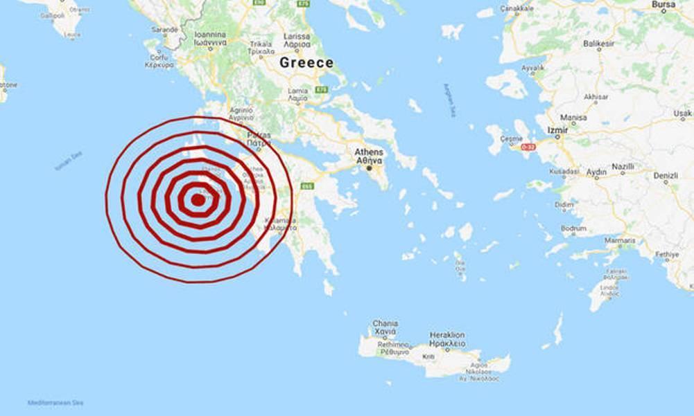 Νέος σεισμός 6,6 (!) Ρίχτερ σε Ζάκυνθο – Αισθητός από Καλαμάτα μέχρι Αθήνα και Ιταλία! (pics)