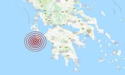 Σεισμός ΤΩΡΑ κοντά στη Ζάκυνθο - Αισθητός σε πολλές περιοχές (pics) 6