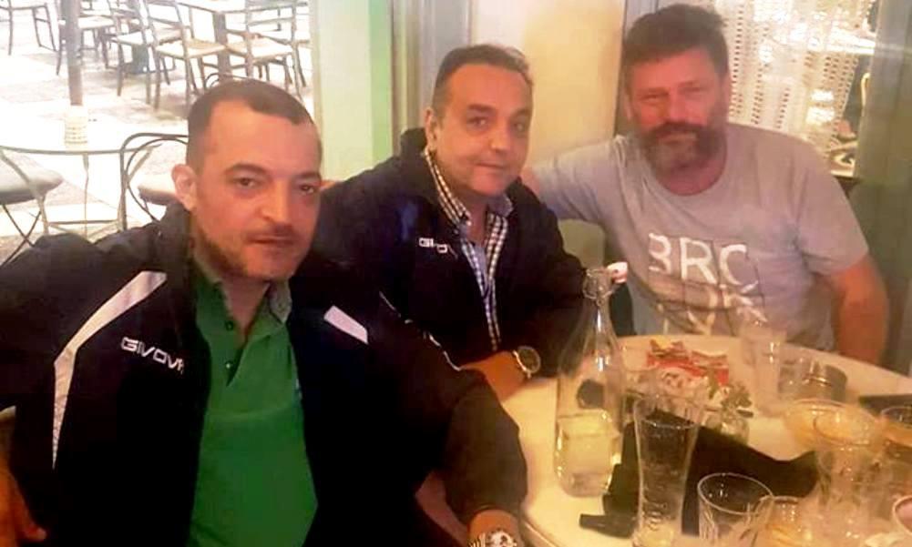 Στο Μανδραϊκό με Νίκο Παπαδάκη, ο Ποτής Τσιριμπής…