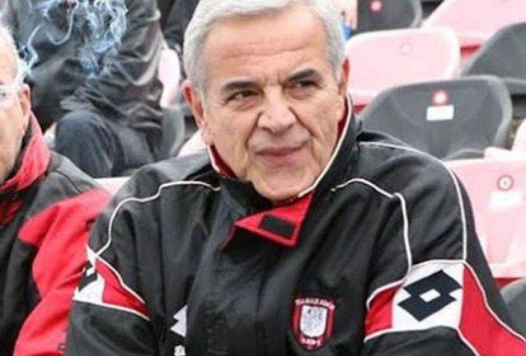 Ο Κώστας Αποστολόπουλος πρόεδρος της Παναχαϊκής