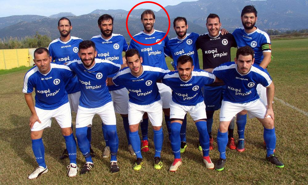 Έκανε το όνειρό του πραγματικότητα, ο Σάκης Γιαννακόπουλος! (photos)