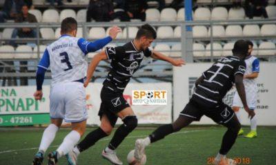 Αδικείται από το 0-0 με Λέρνα ο Μανδραϊκός... 62