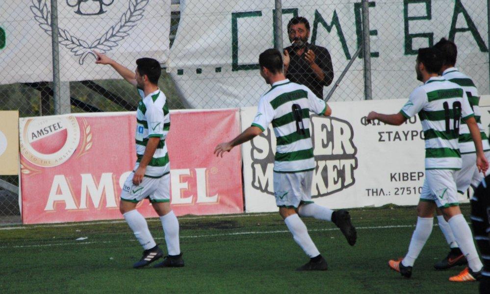 Μόνος πρώτος με 6 γκολ ο Μπουντόπουλος του Παναργειακού!