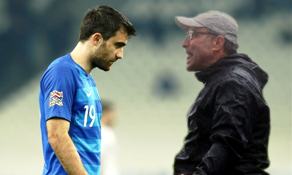 """Βόμβα Φασουλή σε """"Sport sto noto radio"""": """"Ο Παπασταθόπουλος θα πάει στην Κίνα, έχει πρόταση 15.000.000 ευρώ τον χρόνο…""""!"""
