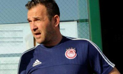 Ο Κώστας Ελευθεριάδης προπονητής στο Αιγάλεω... 8