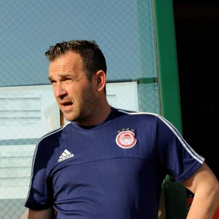 Ο Κώστας Ελευθεριάδης προπονητής στο Αιγάλεω…