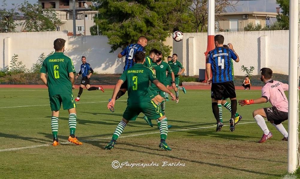 """""""Σώθηκε"""" από τον απόλυτο διασυρμό (6-0) ο Πάμισος στον Ασπρόπυργο! (photos)"""