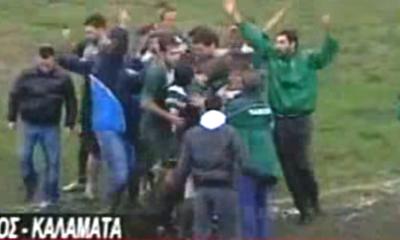 Όταν ο Πάμισος του Κώστα Κλάδη, νικούσε 1-0 τη Μαύρη Θύελλα στη Μεσσήνη! (video) 7