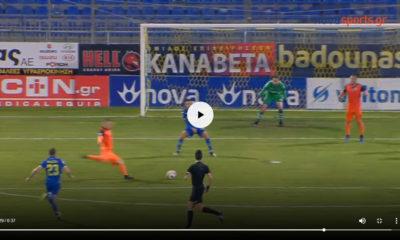 Αστέρας Τρίπολης - Ξάνθη 0-1: Το γκολ (video) 22