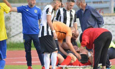 """Γιώργος Τσικούρης: """"Ήταν ένας τρομακτικός τραυματισμός"""" 18"""