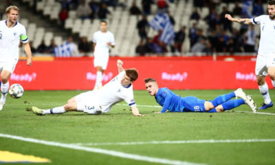 Ελλάδα-Φινλανδία 1-0: Τουλάχιστον ήταν βελτιωμένη και με άλλη διάθεση! (+video) 23