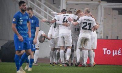 Ελλάδα - Εσθονία 0-1: Κατάφερε να χάσει από τους Εσθονούς! 9
